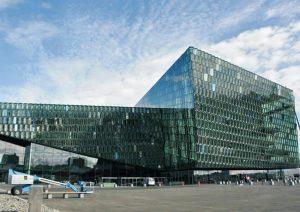 Iceland Reykjavik Music Conference Center