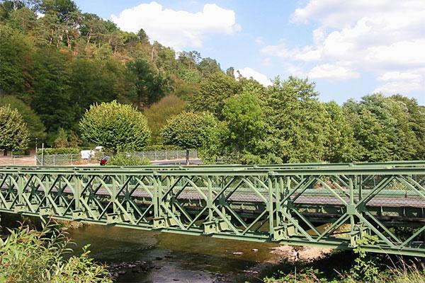 Steel-Bailey-Bridg