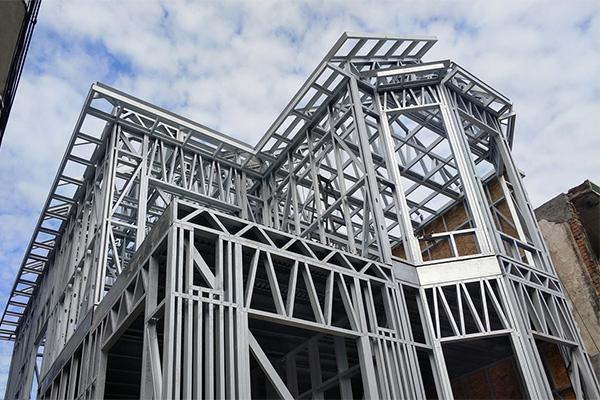 Ecuador-Steel-Structure-Building-Project