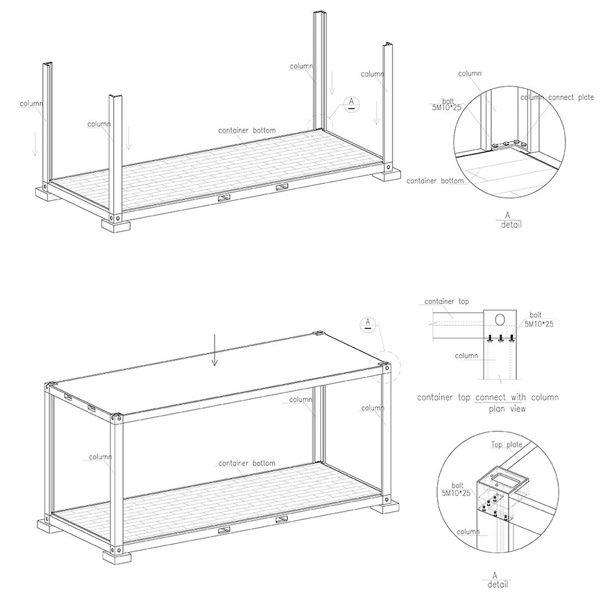 design of Chile modular home (3)